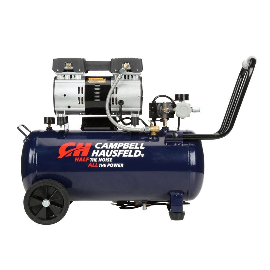 Campbell Hausfeld 8-Gallon Portable Electric Hot Dog Air Compressor