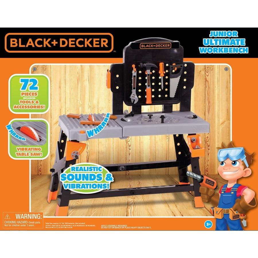 BLACK & DECKER 72-Piece Kid's Tool Kit