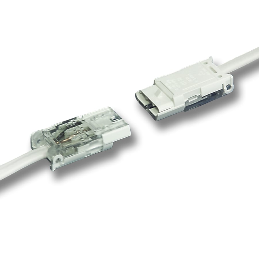 TE Connectivity 20-Amp 300 -Volt White 3-Wire Connector