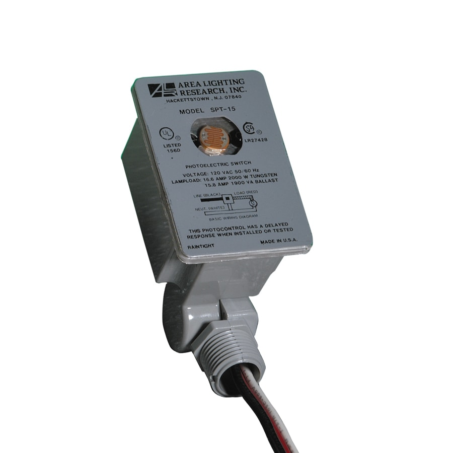 Utilitech Swivel Base Photo Control  sc 1 st  Loweu0027s : utilitech lighting parts - azcodes.com