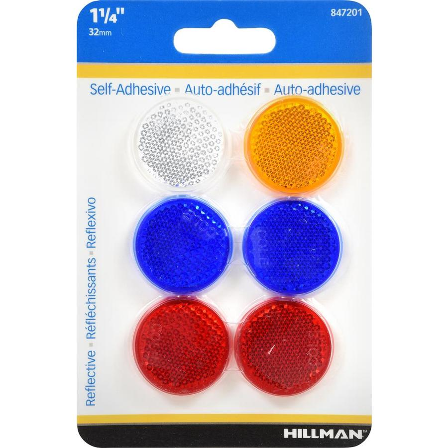 Hillman 9-in Mini Reflectors