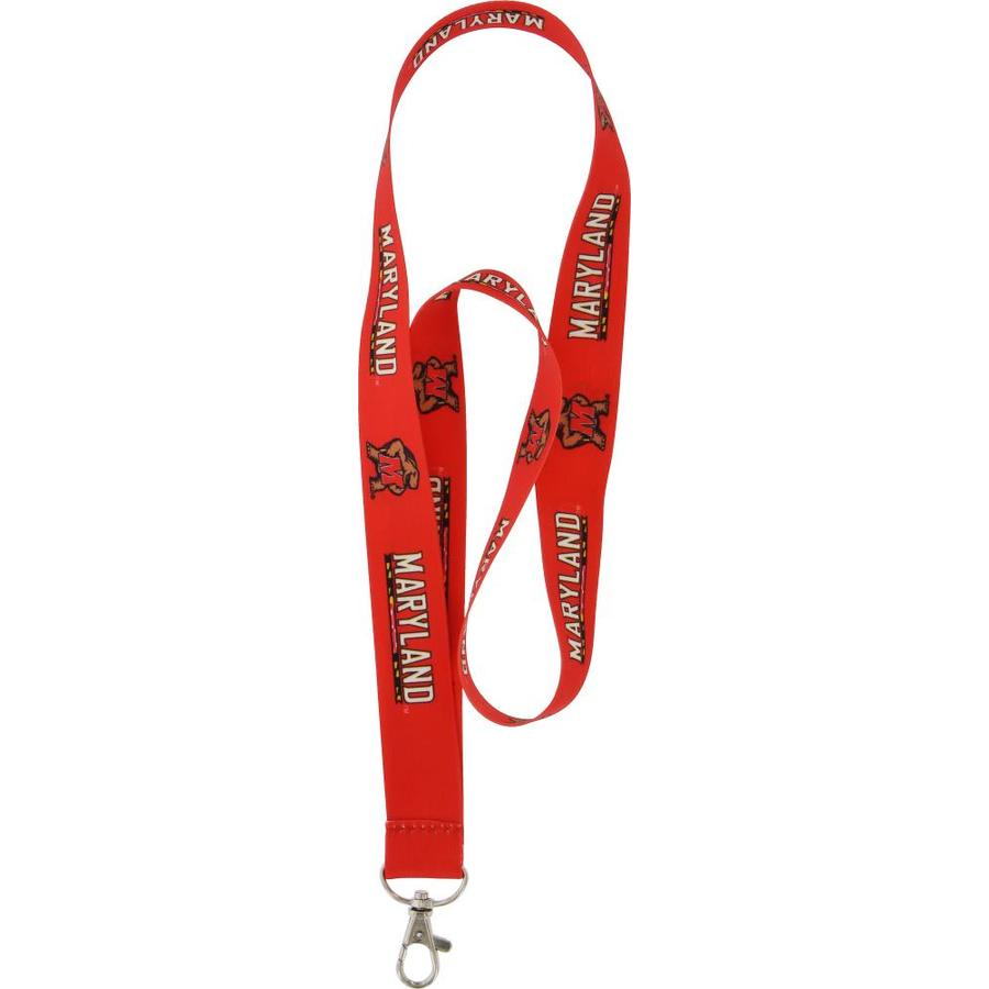 The Hillman Group NCAA Lanyard-Maryland Terrapins