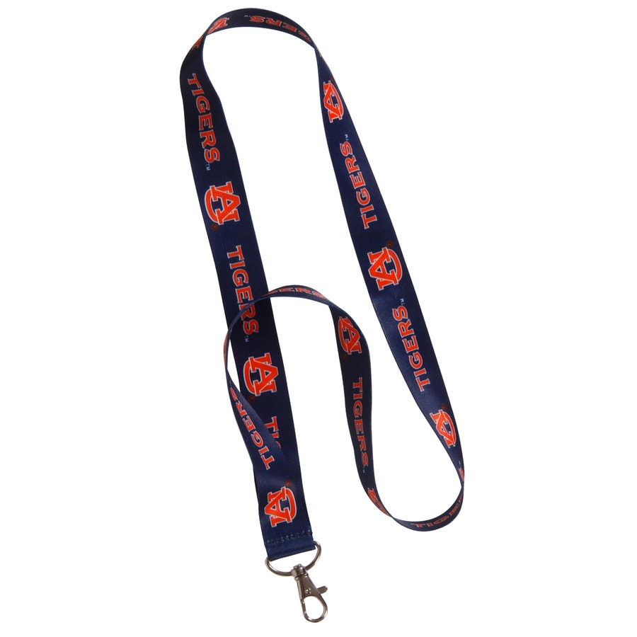 The Hillman Group HM NCAA Lanyard- Auburn Tigers