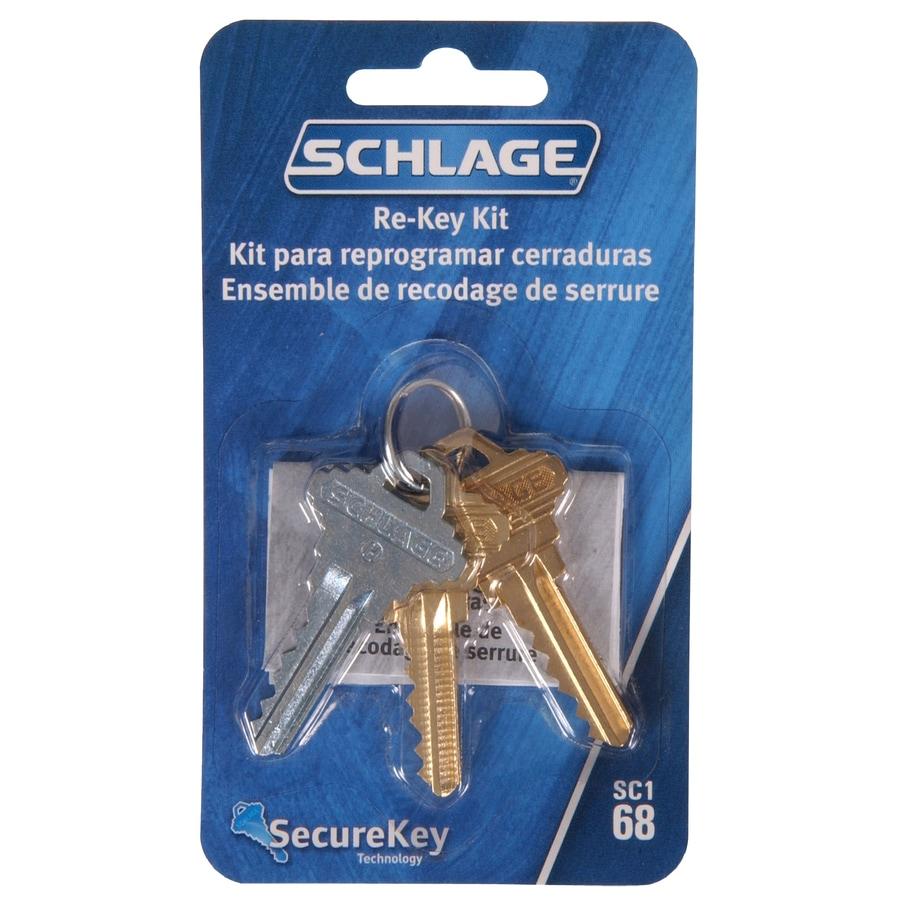 The Hillman Group Schlage Rekey Kit