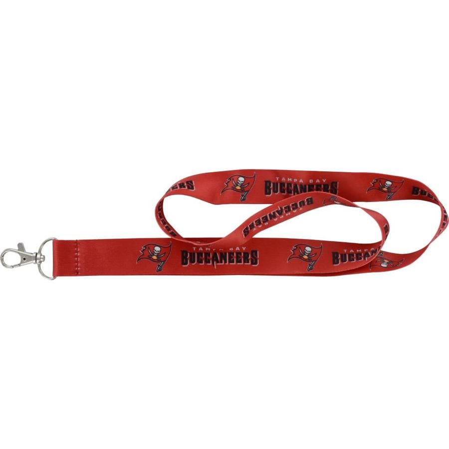 The Hillman Group HM NFL Lanyard-Tampa Bay Buccaneers