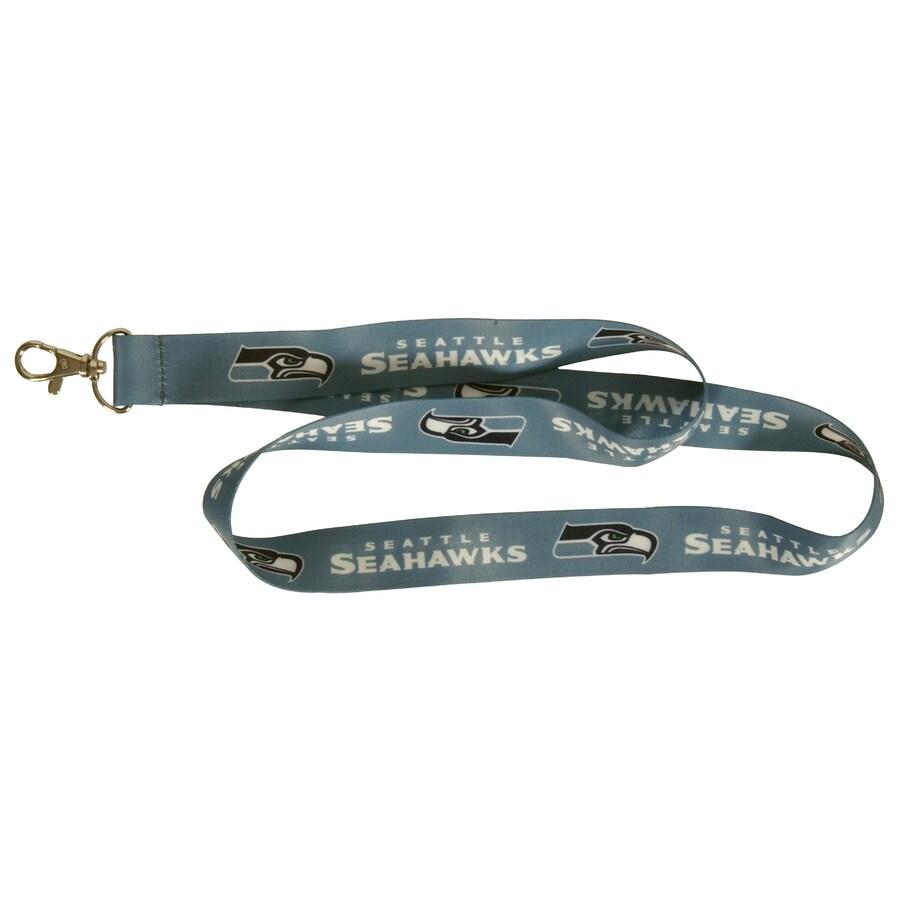 Hillman HM NFL Lanyard- Seattle Seahawks