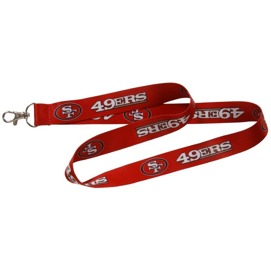 The Hillman Group HM NFL Lanyard- San Francisco 49Ers