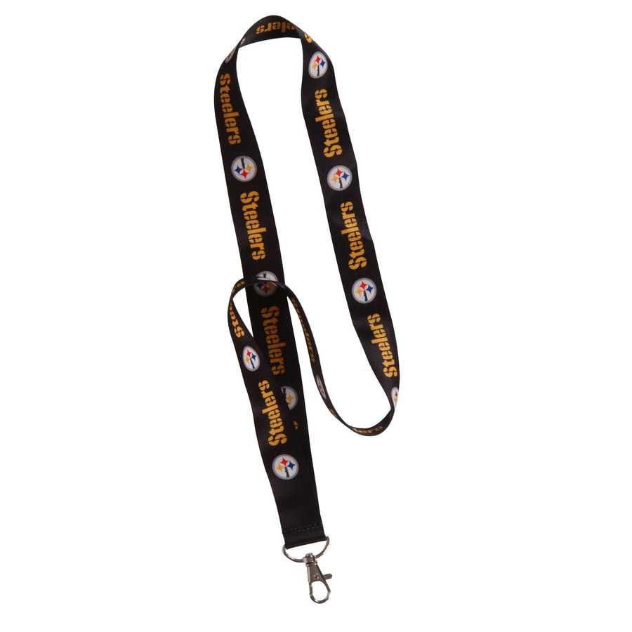 The Hillman Group HM NFL Lanyard- Pittsburgh Steelers