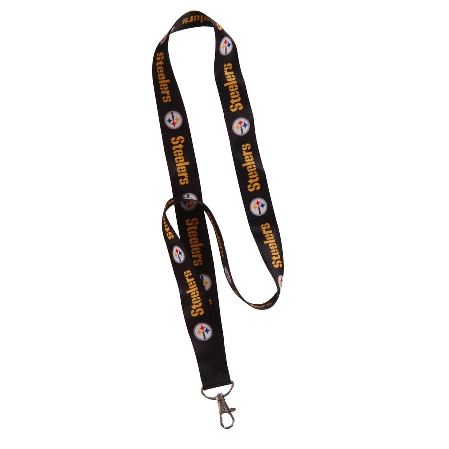 Hillman HM NFL Lanyard- Pittsburgh Steelers