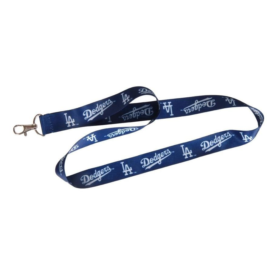 The Hillman Group MLB Lanyard- Los Angeles Dodgers