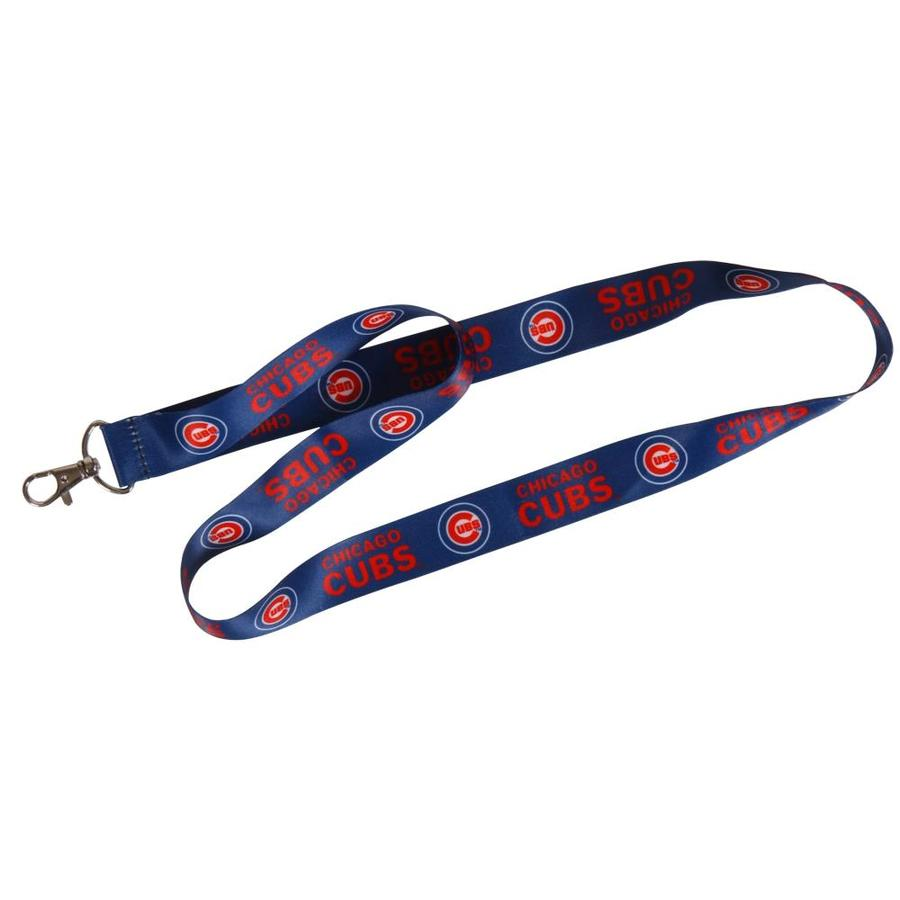 The Hillman Group MLB Lanyard- Chicago Cubs