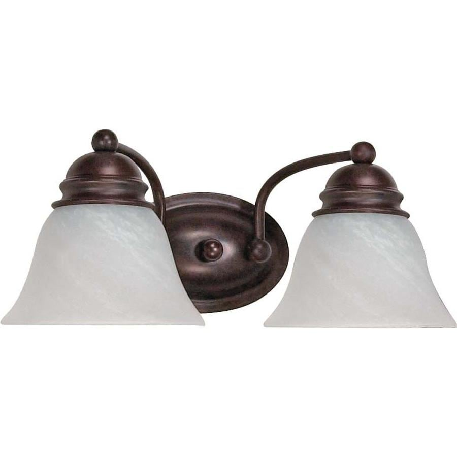 Ballerina 2-Light 6.5-in Old Bronze Vanity Light