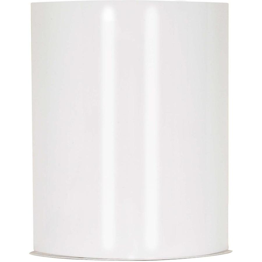 Castillo 12.48-in W 1-Light White Pocket Wall Sconce