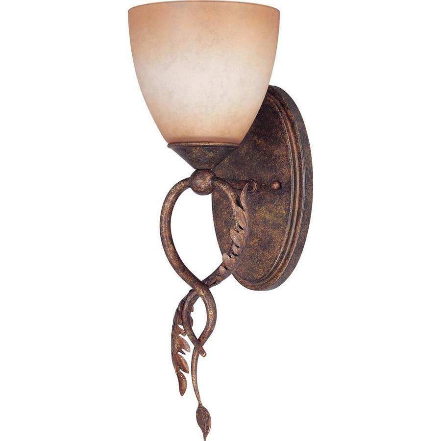 Trellio 1-Light Autumn Gold Vanity Light
