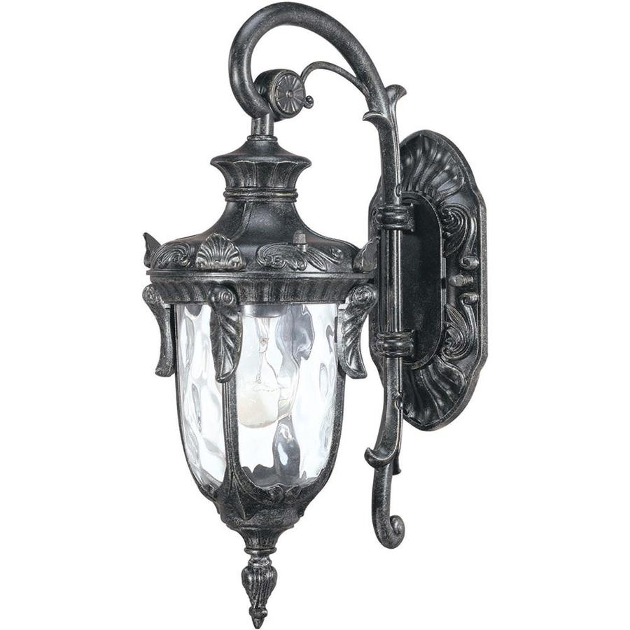 21.44-in H Greystone Outdoor Wall Light