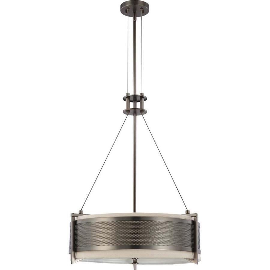 Diesel 22.5-in Hazel Bronze Single N/A Pendant