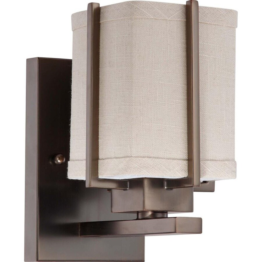 Portia 3-Light 7.625-in Hazel Bronze Vanity Light