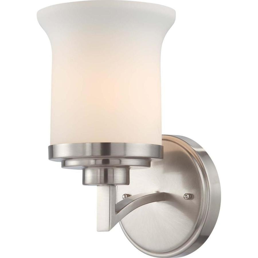 Bento 4-Light 8.5-in Polished chrome Vanity Light