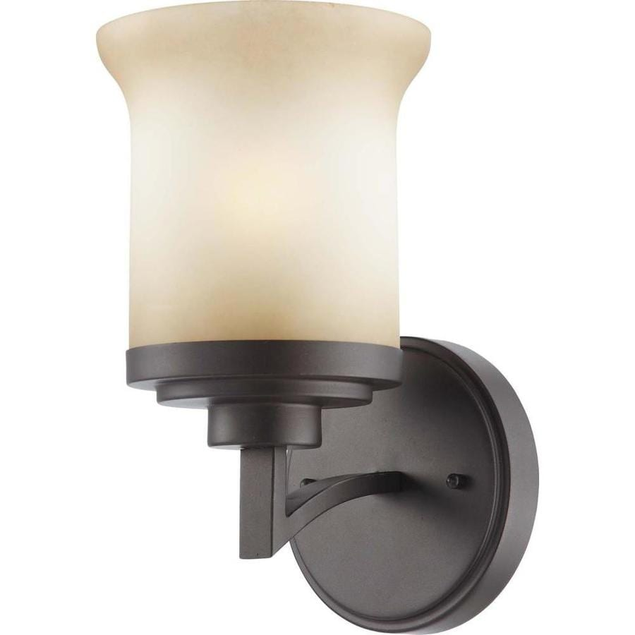 Harmony 3-Light 10.25-in Brushed Nickel Vanity Light