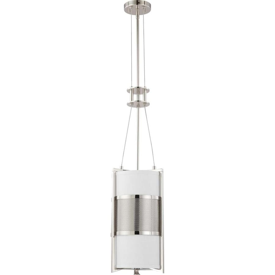Diesel 11-in Polished Nickel Mini N/A Pendant