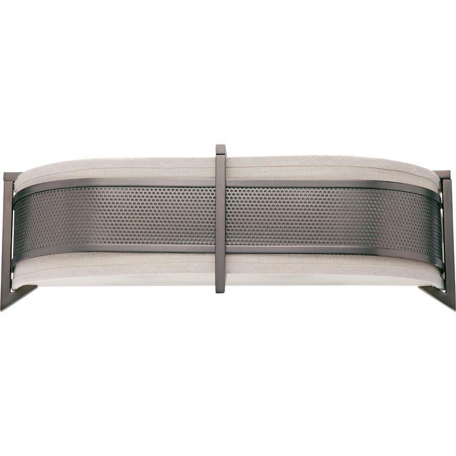 Diesel 7.75-in W 1-Light Hazel Bronze Arm Wall Sconce