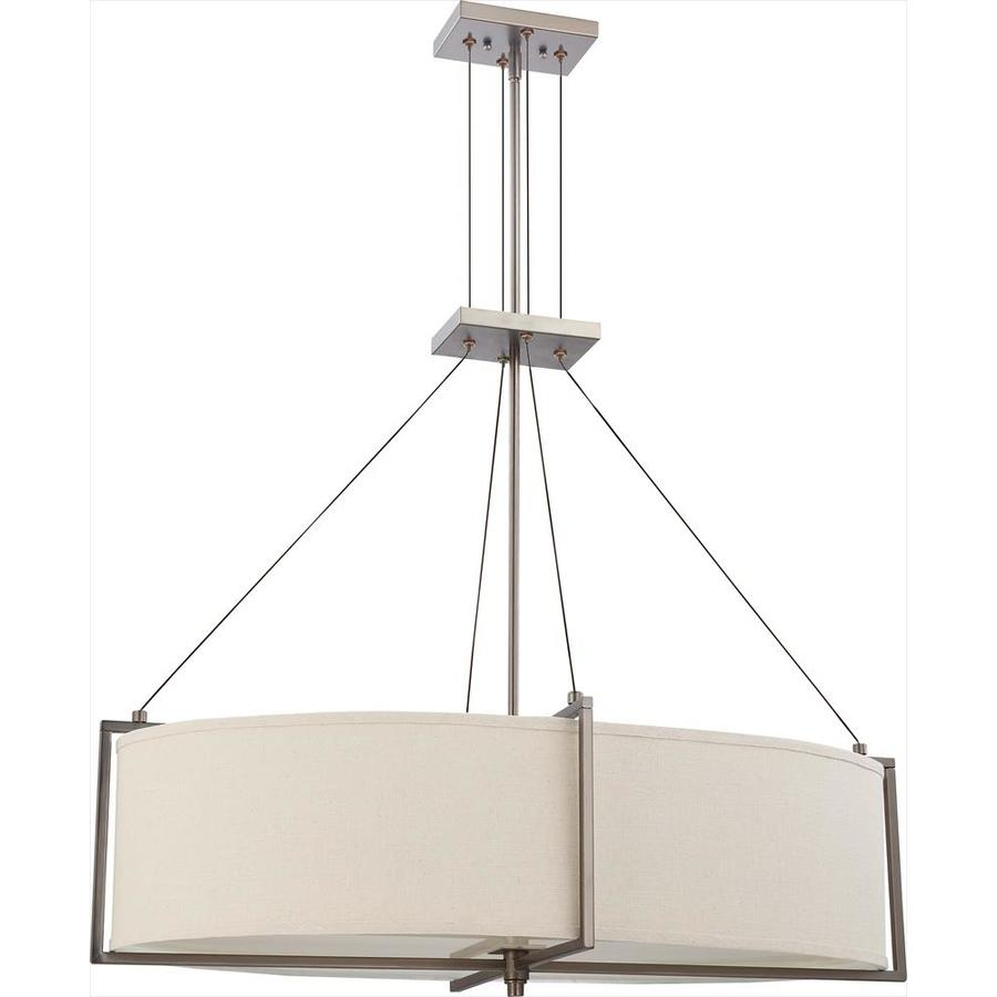 Portia 20.5-in Hazel Bronze Single N/A Pendant