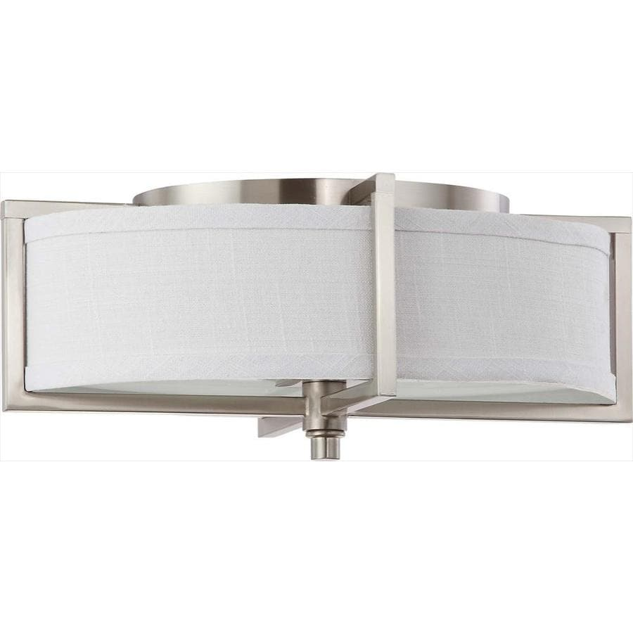 Portia 12.25-in Brushed Nickel Single N/A Pendant