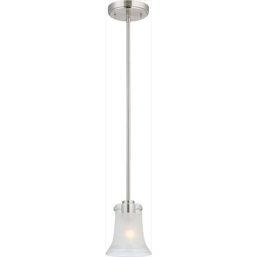 Patrone 17-in Brushed Nickel Mini N/A Pendant