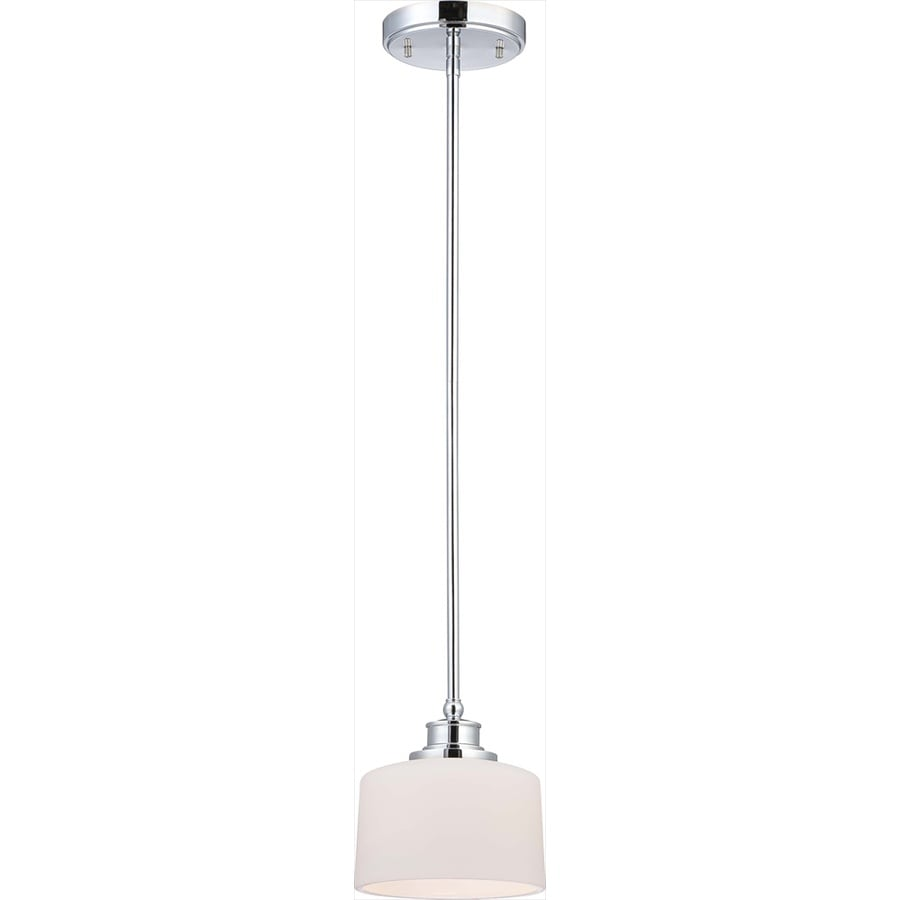 Soho 14-in Polished Chrome Mini N/A Pendant