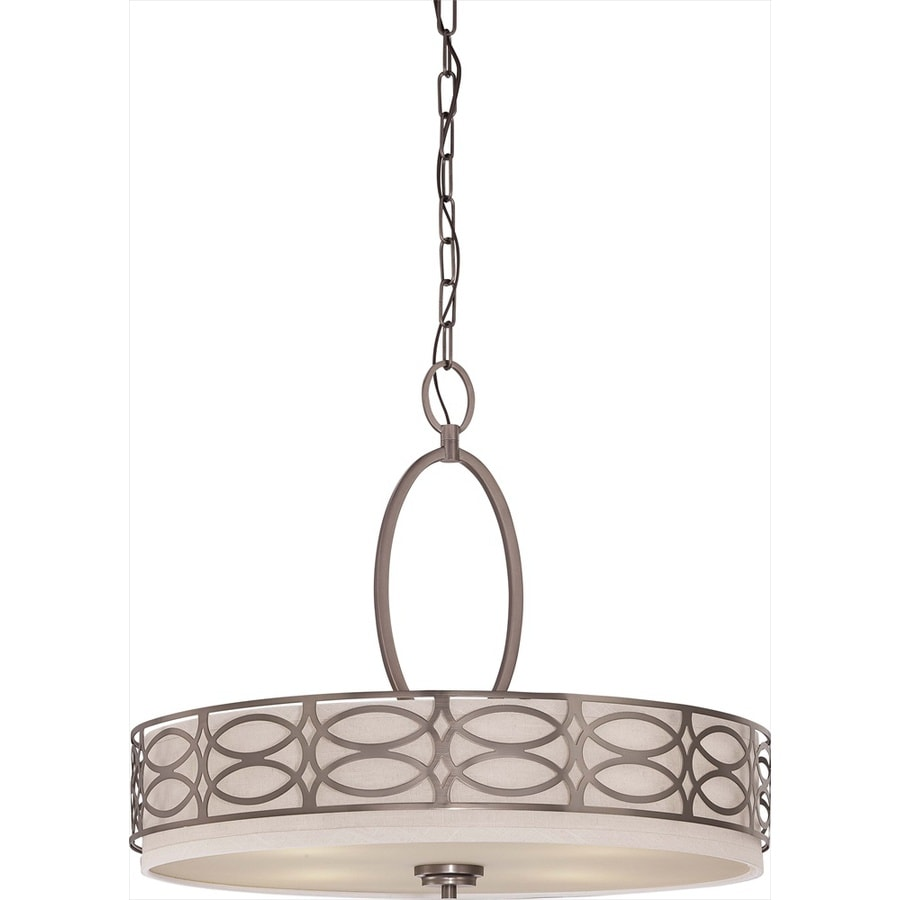Harlow 24.5-in Hazel Bronze Single N/A Pendant