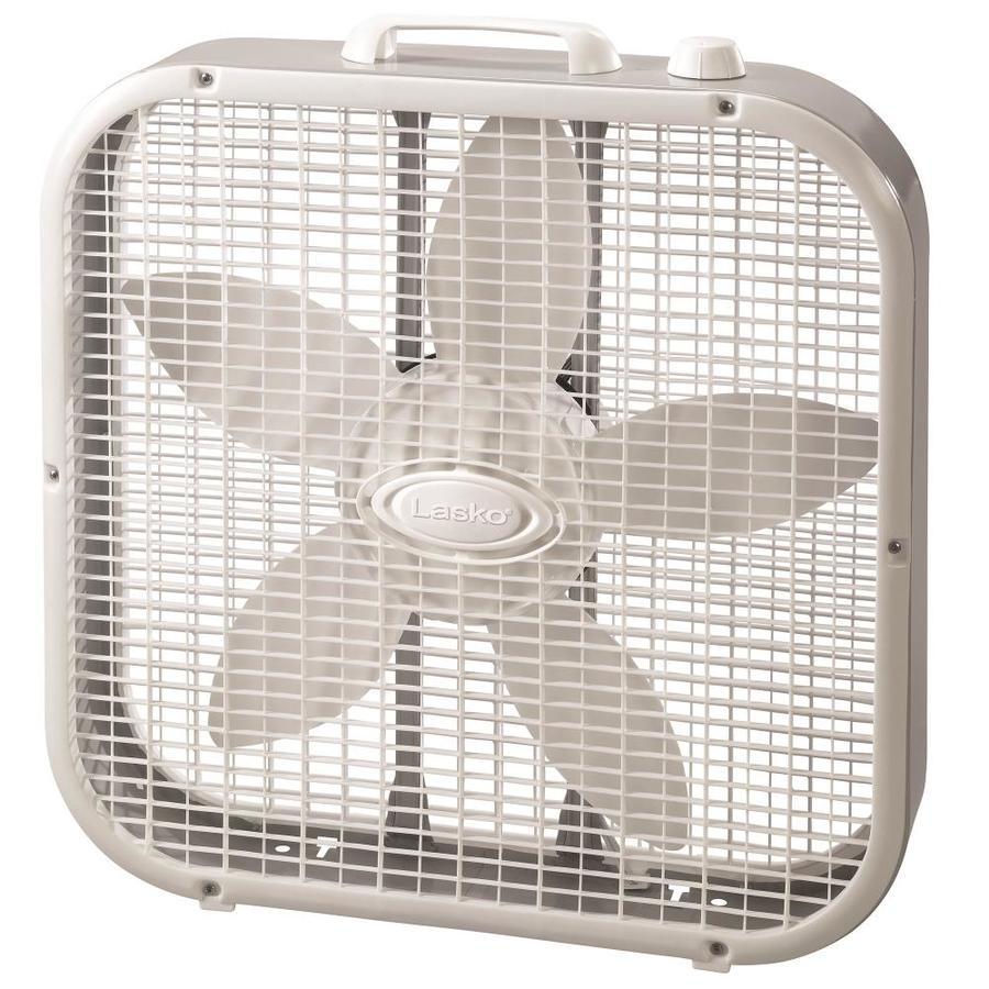 Lasko 20-in 3-Speed Box Fan