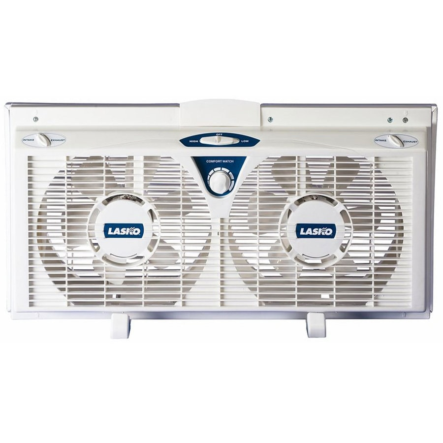 Lasko 8-in 2-Speed Window Fan