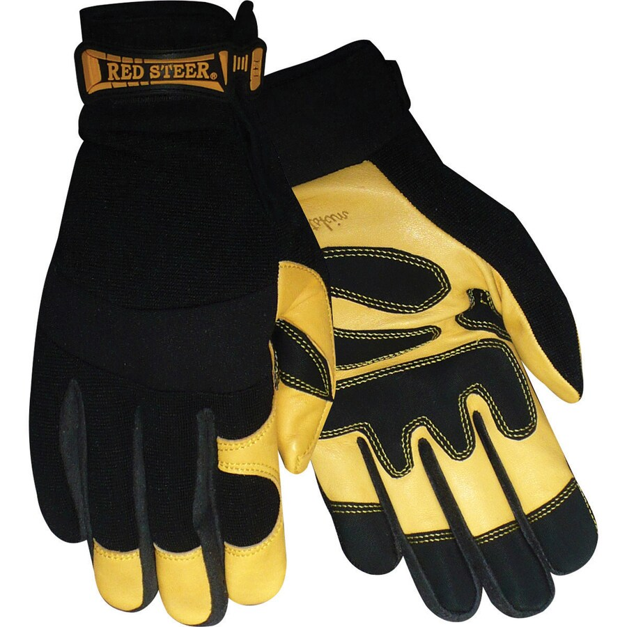 Red Steer Glove Company Medium Men's Work Gloves