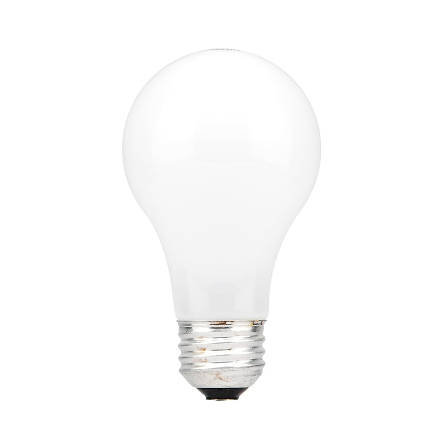 SYLVANIA 16-Pack 60-Watt A19 Base Type Base Soft White for Indoor or Enclosed Outdoor Use Only Incandescent Light Bulb