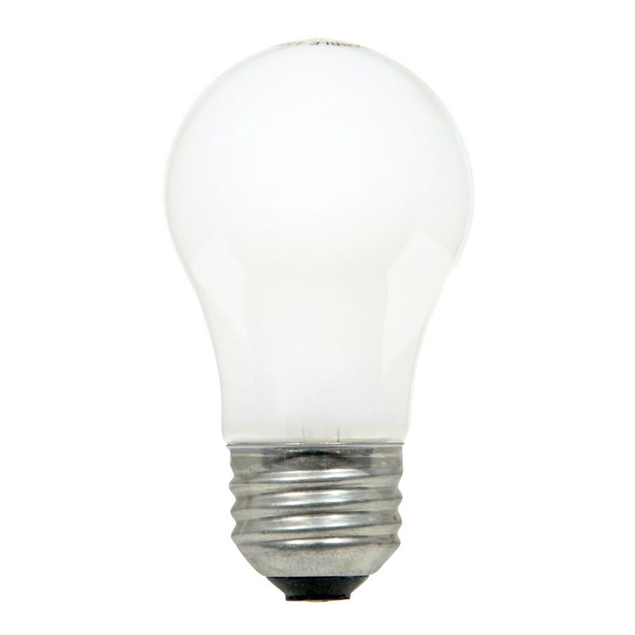 Shop sylvania 2 pack 60 watt dimmable soft white a15 incandescent decorative light bulb at Sylvania bulb