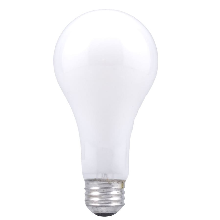 Shop Sylvania 48 Pack 150 Watt For Indoor Dimmable Soft White A23 Incandescent Light Fixture