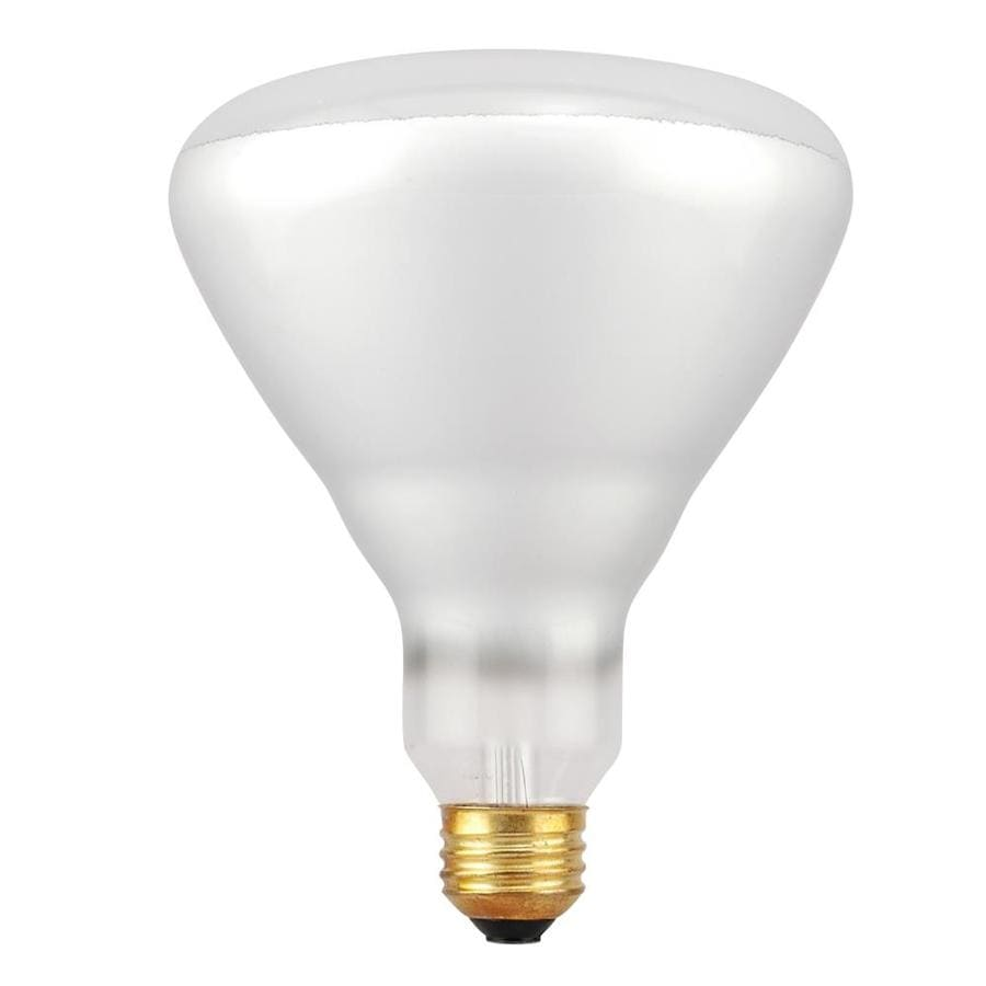 Shop Sylvania 2 Pack 65 Watt Indoor Dimmable Soft White Br40 Incandescent Flood Light Bulbs At