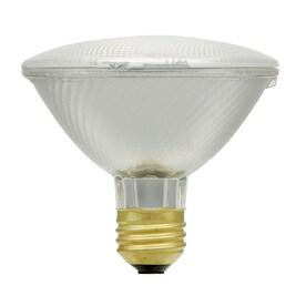 30 Watt Light Bulbs: SYLVANIA 39 Watt Dimmable Warm White PAR 30 Shortneck Halogen Flood Light  Bulb,Lighting