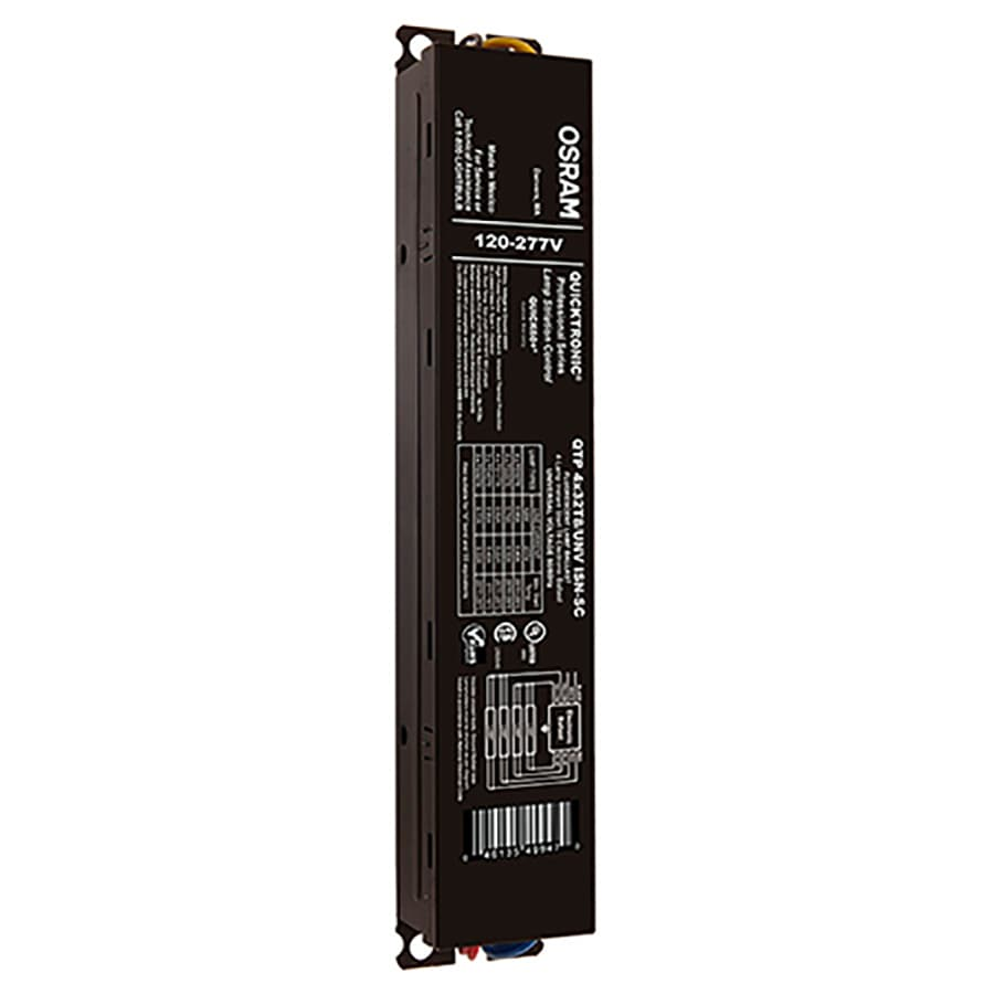Shop Ballasts At F54t5ho Ballast Wiring Diagram Osram 4 Bulb Commercial Electronic Fluorescent Light