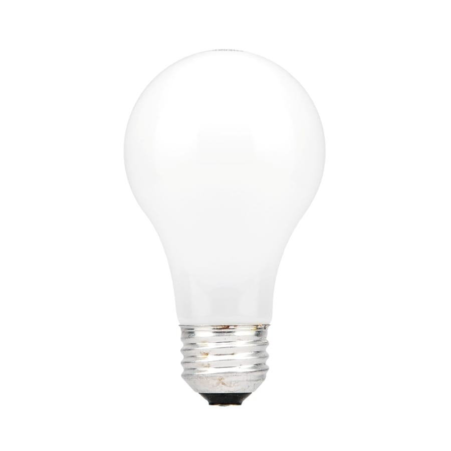 Shop sylvania 16 pack 72 watt dimmable soft white a19 halogen light fixture light bulbs at Sylvania bulbs