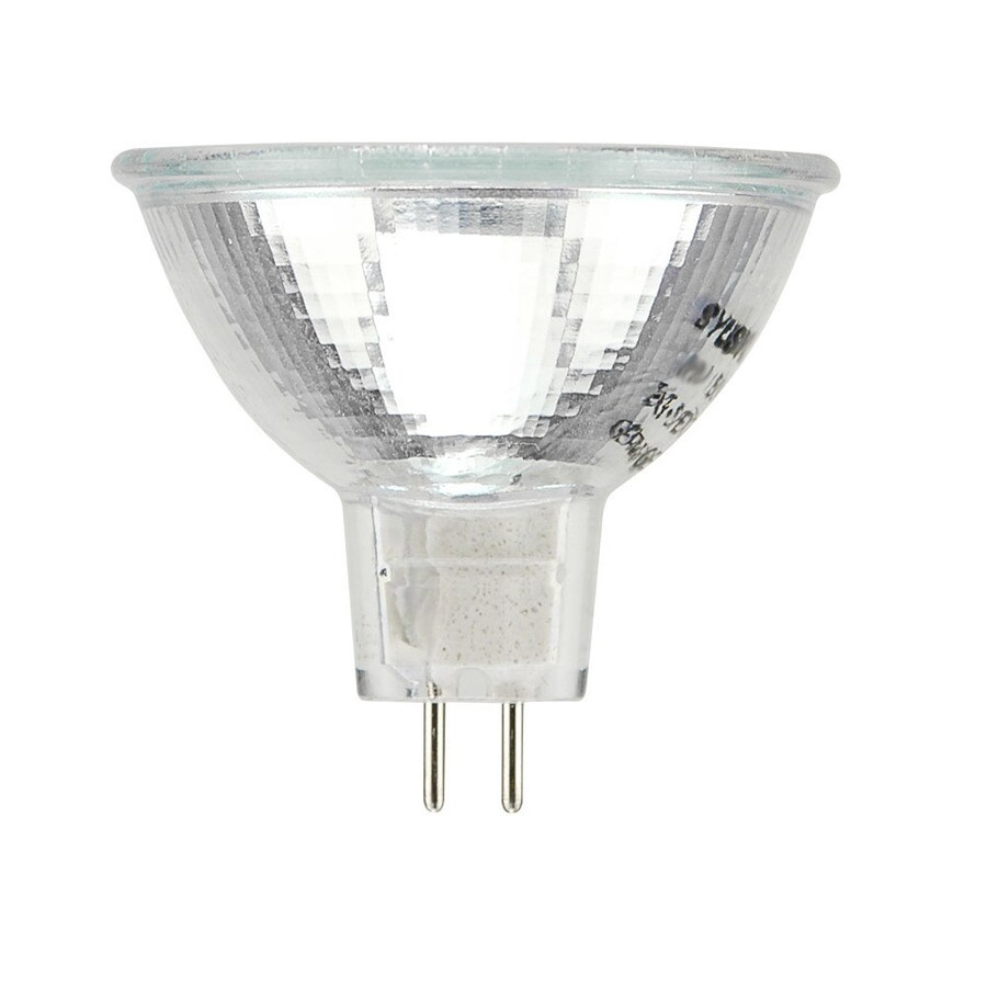 SYLVANIA 35 Watt Dimmable Warm White Mr16 Halogen Flood Light Bulb