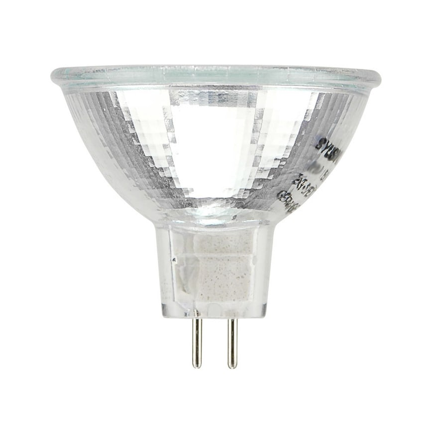 SYLVANIA 20 Watt Dimmable Warm White Mr16 Halogen Flood Light Bulb