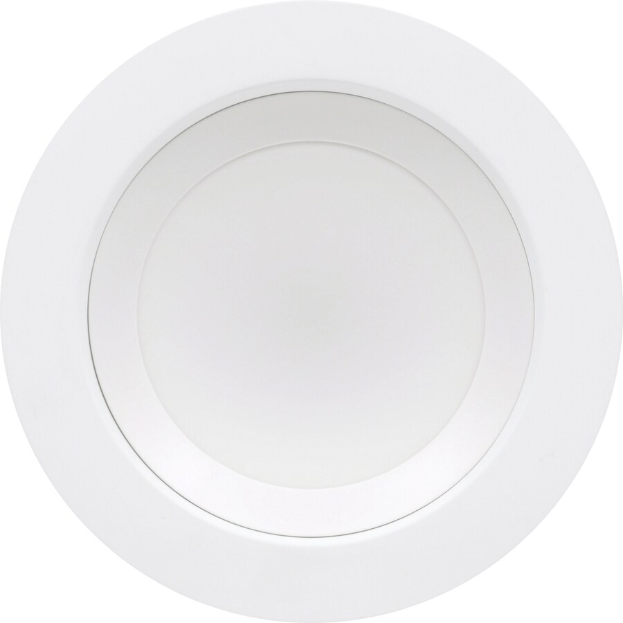 SYLVANIA ULTRA 65-Watt Equivalent White Trim Dimmable LED Recessed Retrofit Downlight (Fits Housing Diameter: 6-in)