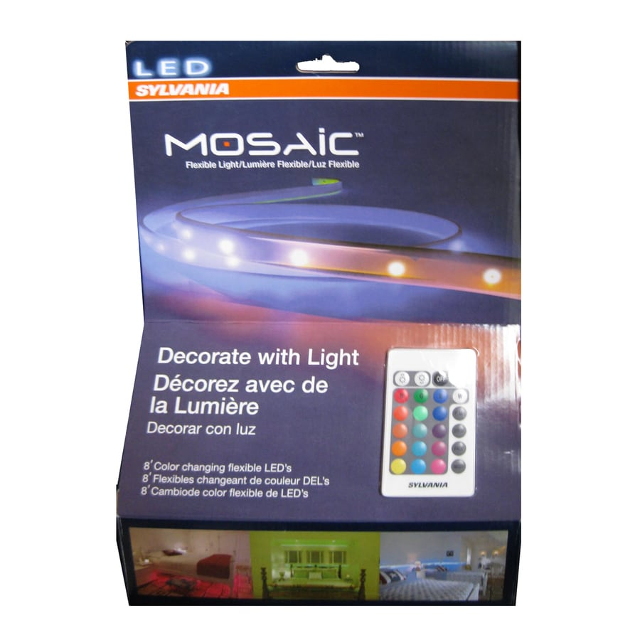 Sylvania Led Color Changing Flex Light At Lowescom