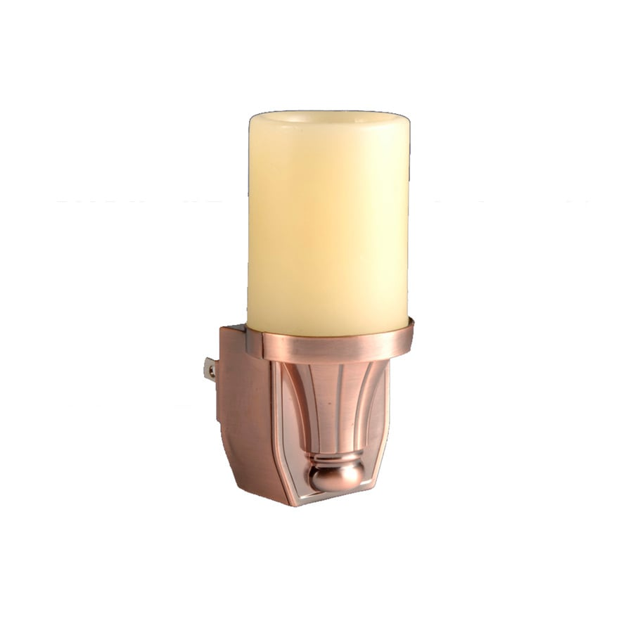 SYLVANIA Bronze LED Night Light with