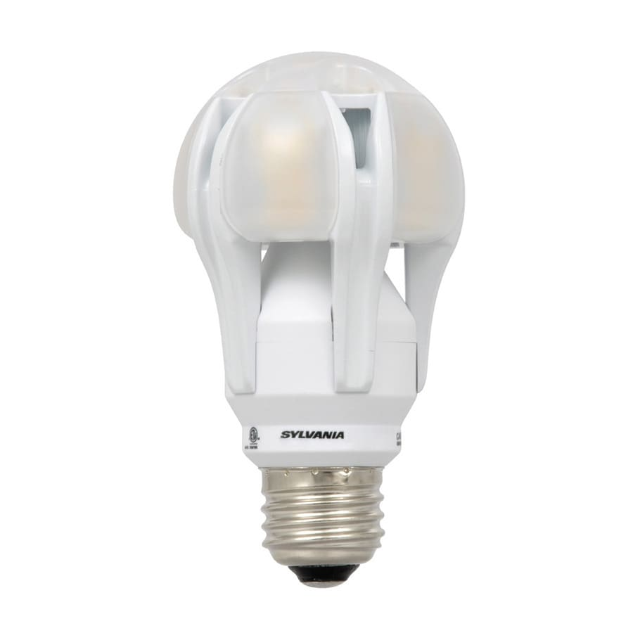 SYLVANIA 40 W Equivalent Dimmable Soft White A19 LED Light Fixture Light Bulb