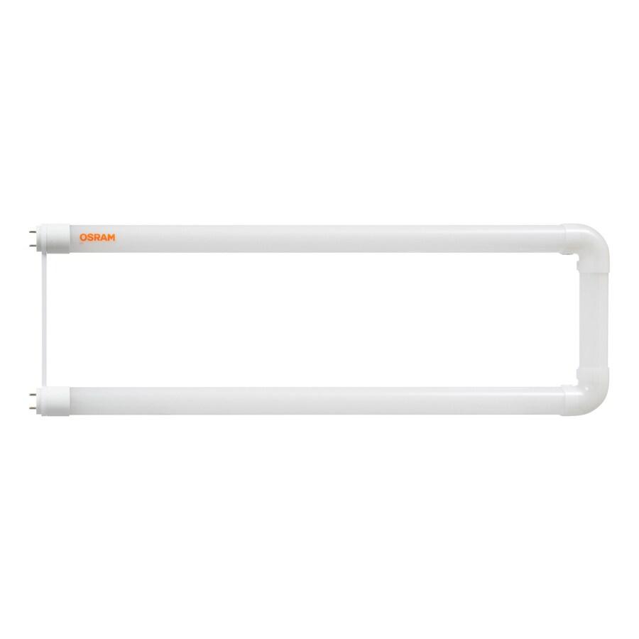 SYLVANIA Substitube 32W Equivalent Cool White T8 LED Tube Light Bulb