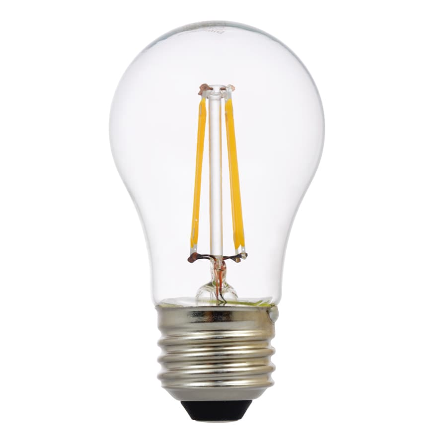 SYLVANIA Ultra 2-Pack 40 W Equivalent Dimmable Soft White A15 LED Light Fixture Light Bulbs