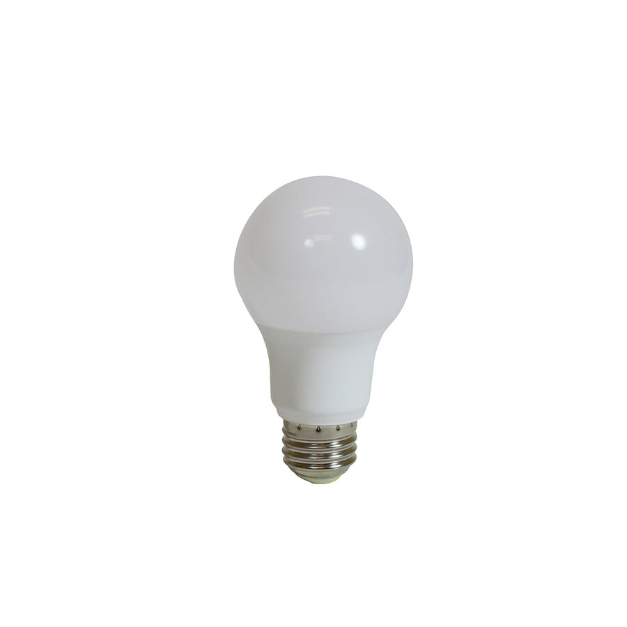 Shop Sylvania Ultra 6 Pack 60w Equivalent Dimmable Daylight A19 Led Light Fixture Light Bulbs At
