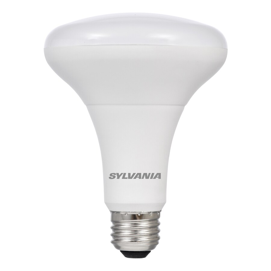 SYLVANIA Ultra 2-Pack 65W Equivalent Dimmable Daylight BR30 LED Flood Light Bulbs